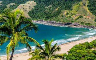 As melhores praias do Brasil