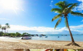 As melhores praias da Bahia
