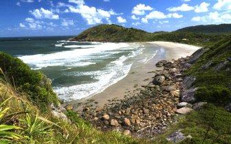 As praias mais bonitas do Paraná