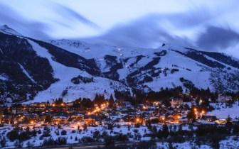 As belezas do inverno em Bariloche