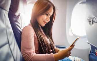 Dicas para evitar desconfortos na hora de viajar de avião