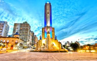 As belezas de Rosário, Argentina