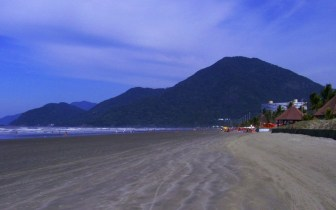 Peruíbe é ideal para um final de semana