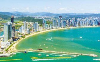 As mais lindas praias de Santa Catarina para descansar