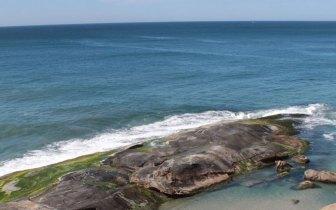 Curtindo o final de semana na Praia do Secreto / RJ