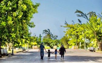 Lugares incríveis para viajar em família
