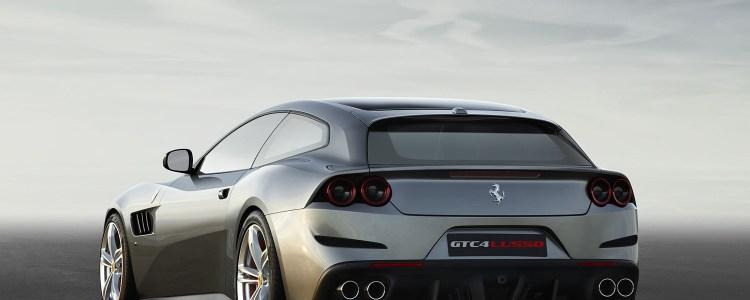 Rent Ferrari GTC4lusso