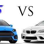 Focus RS vs BMW m2 Club Sportiva blog