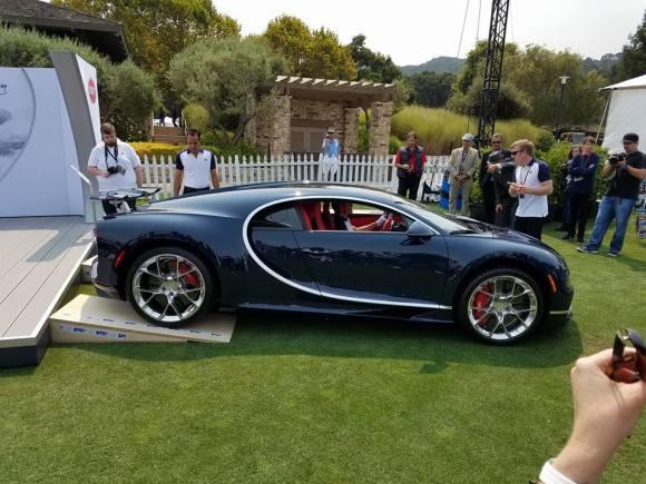 Bugatti GranTurismo Vision