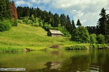 Roșia Montană, Tăul Brazi
