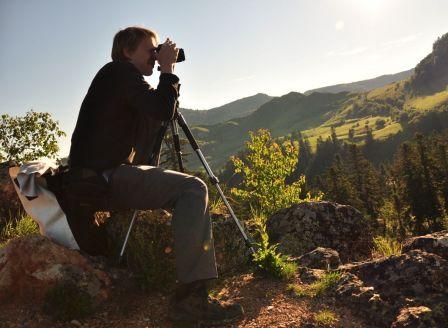 Fotografie de peisaj la Roşia Montană