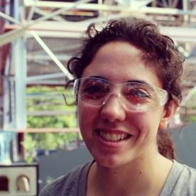 2014 GlassLab Fellowship recipient Bridget Sheehan