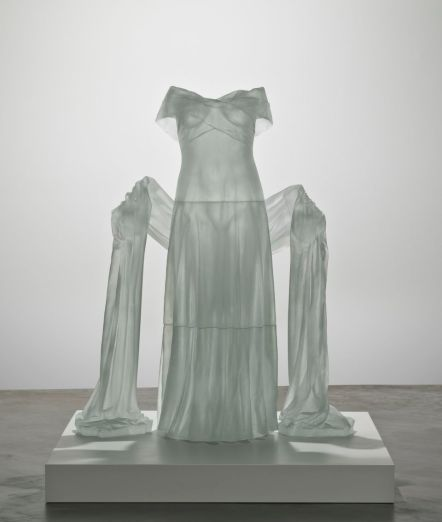 Evening Dress with Shawl, Karen LaMonte