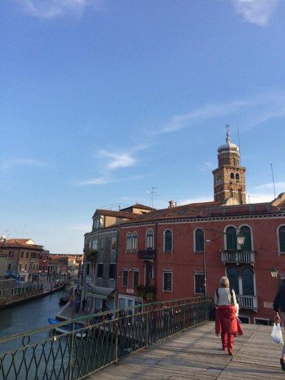 The view from Ponte Viva Rini