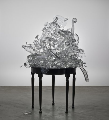 Material Culture, Beth Lipman, Sheboygan, WI, 2008. 2010.4.43.