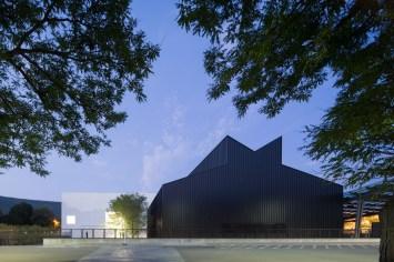 Contemporary Art + Design Wing. Photo: Iwan Baan.