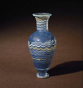 Bottle, Egypt, 1400-1360 BC, 50.1.1.