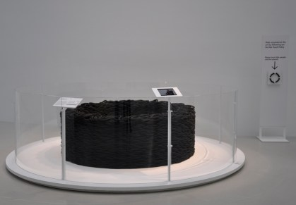 Continuous Mile, Liza Lou, Los, Angeles, Calif., and Durban, South Africa, 2006-2008. Purchased with special funds provided by Corning Incorporated in honor of the opening of the Contemporary Art + Design Wing, March 2015. 2013.9.1.