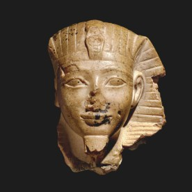 Portrait of King Amenhotep II (?)