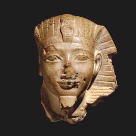 Portrait of King Amenhotep II (?)