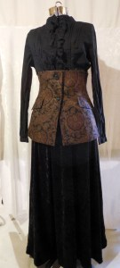 Corset and Jacket project - Corset