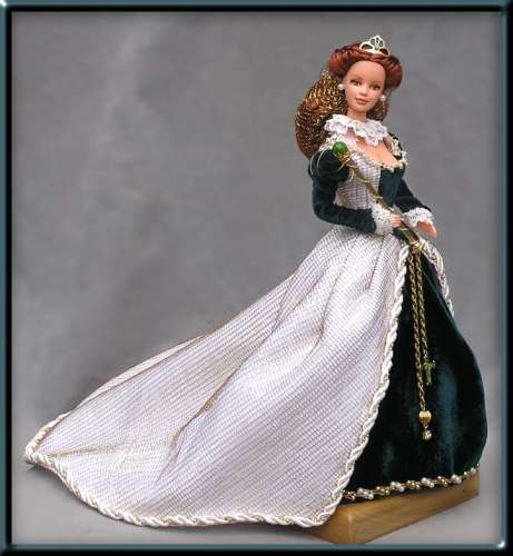 Barbie Doll Mary Queen of Scots