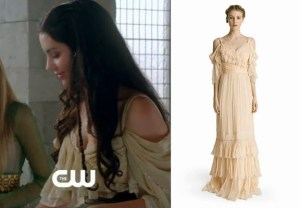 Reign Dress completely out of period