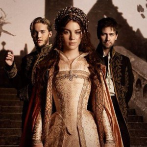 Most honest promotional image ever.  Young hot actors in a love triangle.  Also theoretically historical.  And...we're done.