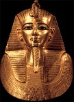Death Mask of Psusennes I, Solid Gold