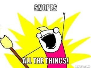 snopes-all-the-things