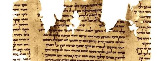 Fragment of Scripture