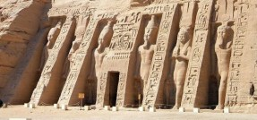 Temple of Nefertari, great wife of Ramesses II