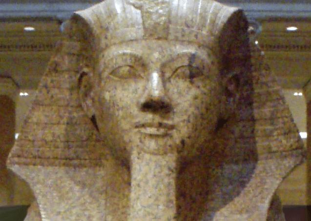Statue of hepshepsut