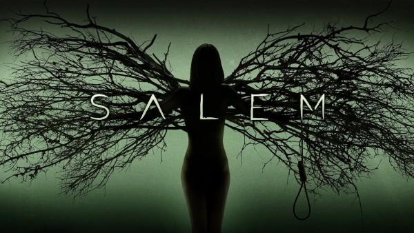 Avertisement poster for Salem TV show
