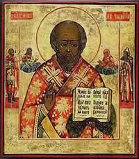 Icon of St Nicholas