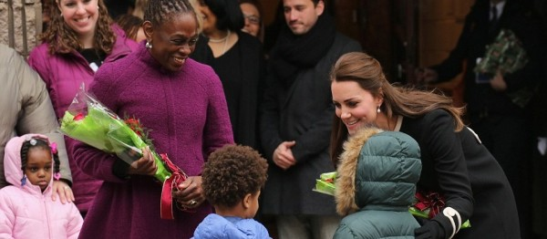Kate Middleton on her US tour