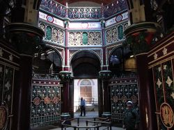 Crossness Sewage Pumping Station