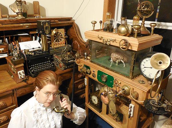 Victorian smartphone, gishwhes 2015