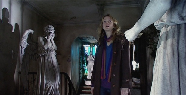 "Weeping Angels ""Blink"" Doctor Who"