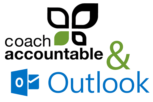 CoachAccountable Integration with Microsoft Outlook