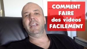 COACHING David KOMSI : Vidéo 1 - Comment être à l'aise en vidéo