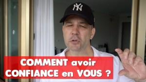 COACHING David KOMSI - Vidéo 22 - La SEULE manière d'avoir plus CONFIANCE EN VOUS