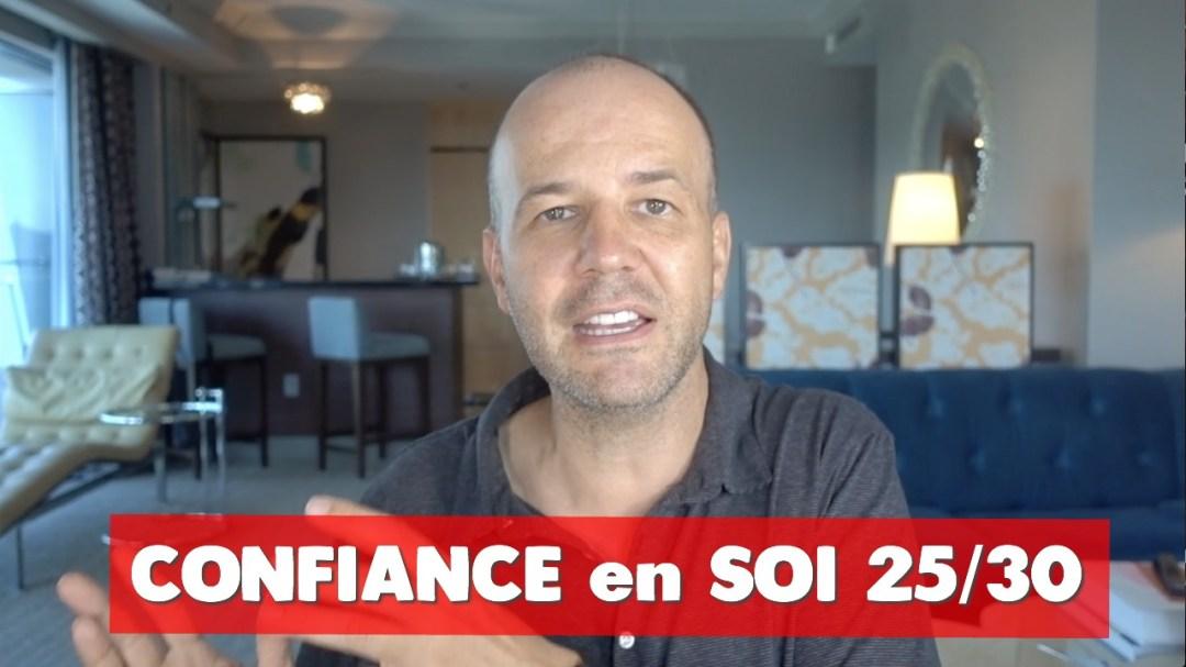 Confiance en soi - David Komsi - vidéo 25/30