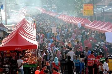 Persediaan Marathon Bisnes Menjelang Ramadhan