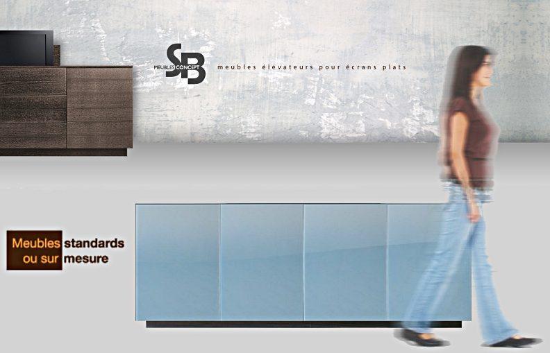 sb concept les meubles tv elevateurs