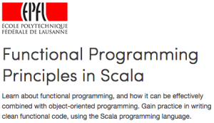 Funcional programming principles in Scala