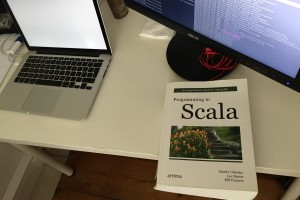 Programming in Scala by Martin Odersky, Lex Spoon, and Bill Venners