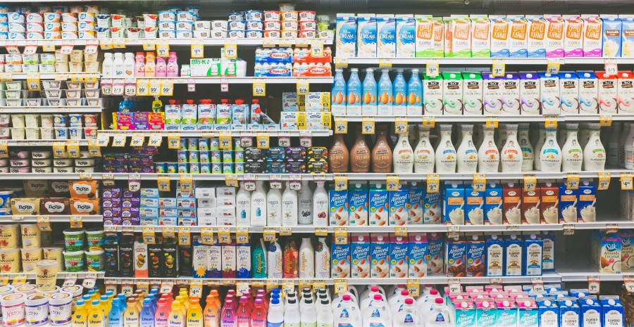 Web Caching Explained by Buying Milk at the Supermarket