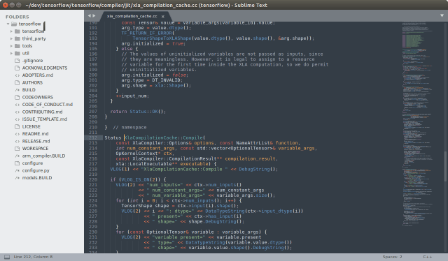 Comparison of Sublime text Editor and Atom Text Editor - blog