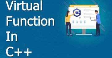 virtual-function-c-plus-plus